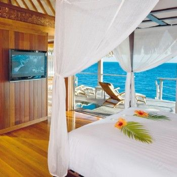 Hilton Bora Bora Nui Resort & Spa *****