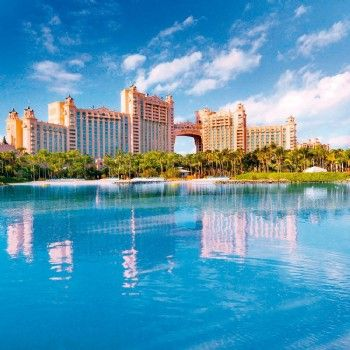 Atlantis Paradise Island & The Cove Atlantis ****(*)